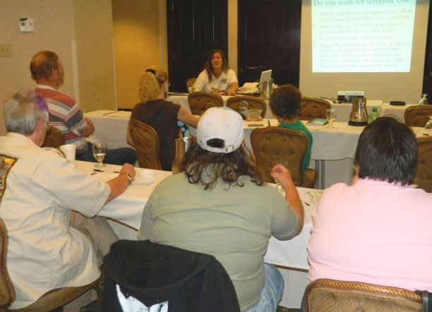 Wildlife conservation educator course